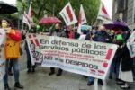 La Confederación Intersindical denuncia ante el ministro Iceta el abuso de temporalidad y pide la fijeza como sanción ante el abuso contra este personal público