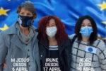 La Confederación Intersindical muestra su apoyo a las tres compañeras en huelga de hambre en lucha contra el abuso de temporalidad
